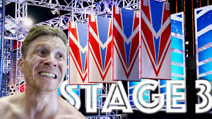 How difficult is STAGE 3 in NINJA WARRIOR #164 - YouTube