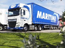 maritime features at the cv show  maritime transport maritime has teamed up trailer manufacturer lawrence david at this year s commercial vehicle show to take a prime position