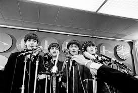 Image result for Beatles JFK