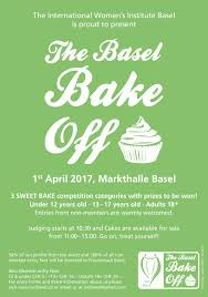 bake off iwi basel spring 2017 bake off