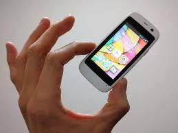 極小スマートフォンの趣味と限度。 | シロクロスカイ