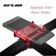 "GUB G-85 <b>Universal Bicycle Phone</b> Stand 3.5-6.2"" MTB <b>Smartphone</b> ..."