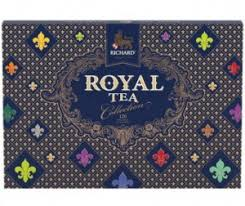 <b>Чай ассорти</b> Royal <b>Tea</b> Collection 120 пак. <b>Richard</b> — купить в ...