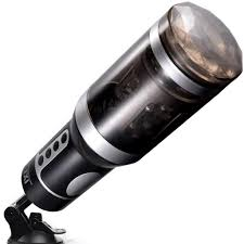 Automatic Voice Interaction <b>Vibrator Masturbation Cup</b> Sex <b>Toy</b> ...