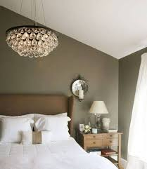 image of aesthetic master bedroom light fixtures of fillable clear glass table lamp base with shallow bedroom light fixtures