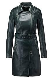 <b>Плащ кожаный Madeleine</b> (Мадлен) арт 571091/L18111995369 ...