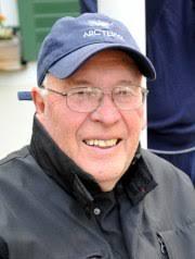 <b>Josef Lechner</b>. Ehrenmitglied. Feuerwehreintritt 1954 - 09-12-09_Lechner_Josef