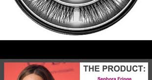 <b>Sephora Collection</b> Fringe Benefits Lashes Set NWT