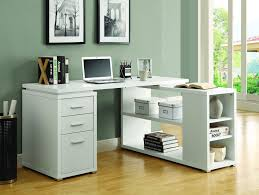Computer Desk Cabinet L Shaped Computer Desk With File Cabinet Best Home Furniture