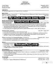 resume fail     funny resume mistakes funny resume mistakes