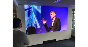 ISE HQ installs Digital Projection <b>3D LED</b> video <b>wall</b>