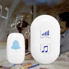 Home Security Smart Wireless Doorbell Button 38 Songs ... - Vova