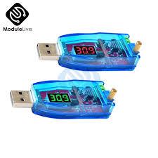 DC <b>DC 5V to 3.3V 9V</b> 12V 24V Adjustable USB Boost Buck Step Up ...