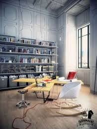 awesome workspace and home office design cozy modern home office with multi user quirky cross awesome office workspace inspirational home office designs