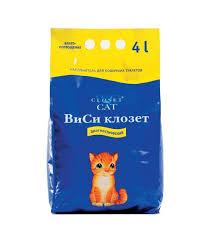 Купить <b>Наполнитель</b> для кошачьего туалета WC <b>for cats</b> ...