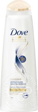 Купить <b>Бальзам</b>-<b>ополаскиватель Dove Hair Therapy</b> Интенсивное ...