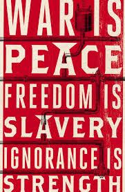 Nineteen Eighty four   George Orwell