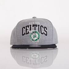 Купить Кепка <b>Mitchell & Ness Boston Celtics</b> Black USA sb с ...