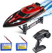 <b>Remote Control Boat</b>, Longruner <b>RC Boats</b> for Kids & Adults 2.4Ghz ...