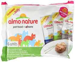 <b>Almo Nature Cat</b> Food <b>Classic</b> Pouch Multi- Buy Online in ...