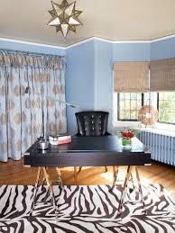 photos hgtv blue home office