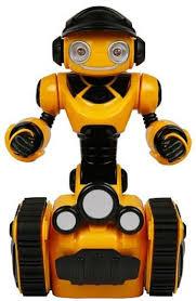 Купить <b>wowWee</b> Mini RoboRover (8406) - <b>интерактивная игрушка</b> ...