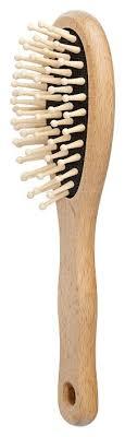 Forster's <b>Щетка для волос с</b> деревянными зубчиками малая, бук ...