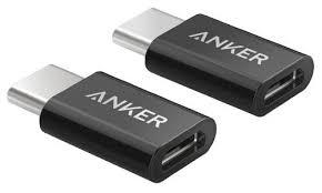 <b>Переходник ANKER Powerline</b> microUSB - USB Type-C (B8174011)