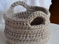 495 Best Baskets images | Crochet basket, Crochet bag, Crochet ...
