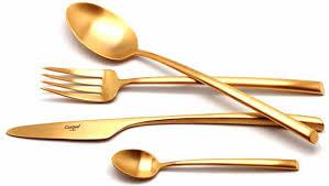 """<b>Набор столовых</b> приборов <b>Cutipol</b> """"<b>Mezzo</b> Gold"""", цвет: золотой ..."""