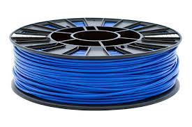 <b>ABS пластик</b> REC 2.85мм <b>синий</b>