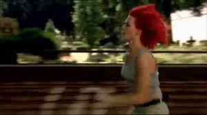 run lola run a snap shot of modern german film star films it is now the first time through and tykwer brings back the animation by depicting lola s descent down the stairs cartoonish images further developing