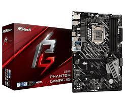 <b>ASRock</b> > Z390 Phantom Gaming 4S