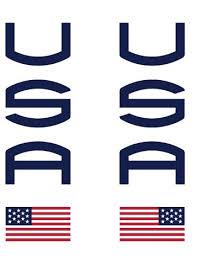 <b>2016 New 2016</b> USA <b>New</b> Logo Patches (<b>Pair</b>) - Absolute Fencing ...