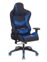 Компьютерное <b>кресло Хорошие кресла Gamer</b> Blue - ElfaBrest