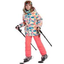 <b>Winter Outdoor Ski</b> Jacket + Bib Pants Set Waterproof Snowboard ...