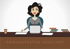 administrative assistant vector vector art administrative assistant vector