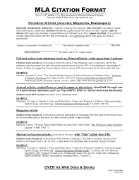 essay citation mla mla citation research paper mla essay paper mla format for