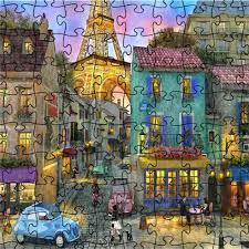 Dropshipping for <b>3D Jigsaw</b> Old Castle <b>Paper Puzzle</b> Block ...