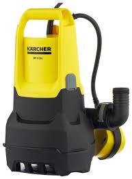 Дренажный <b>насос KARCHER</b> SP 3 Dirt (350 Вт) — купить по ...