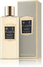 <b>Floris</b> London <b>Edwardian Bouquet</b> Moisturising Bath and Shower ...