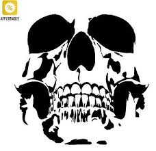 Car Stickers Lovely <b>Skull Vinyl</b> Motorcycle Accessories Decoration ...