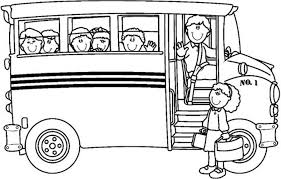 Small Picture Preschool Coloring Pages School Bus Image Gallery HCPR