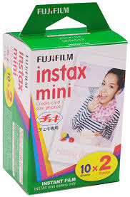 <b>Fujifilm Instax</b> Mini Instant <b>Color Film</b> - 20Pk 84524 | Retravision