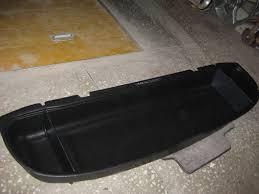 Пластиковый <b>поддон</b> (<b>органайзер) в</b> багажник — Toyota Wish, 1.8 ...