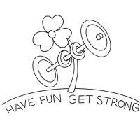 fun be strong and courageous