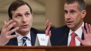 <b>Top House</b> lawyers present evidence, spar over Trump ...