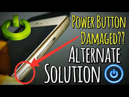 <b>Power Button</b> Damaged & Not Working Solution | Use Phone without ...
