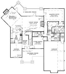 images about House Plan Ideas on Pinterest   House plans    We    re going to need a hearth room  I think  Calico Rock House Plan