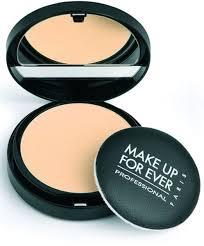 make up for ever velvet finish pact powder